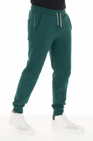 KVL - Pantaloni de trening barbat cu 3 buzunare si logo