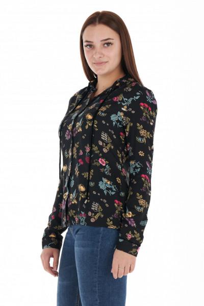 Lee Cooper - Camasa dama cu maneca lunga si imprimeu floral
