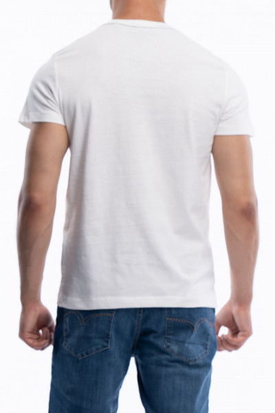 Lee Cooper - Tricou cu maneca scurta si imprimeu tip logo