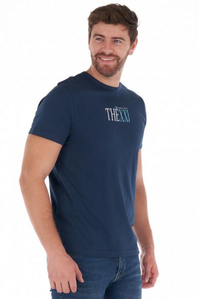 KVL - Tricou barbat din bumbac cu imprimeu