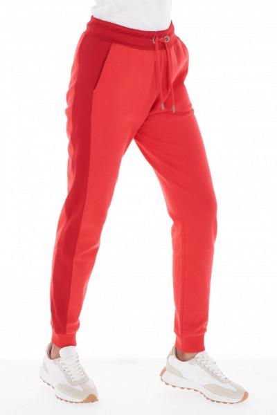 KVL - Pantaloni de trening dama cu detaliu in lateral