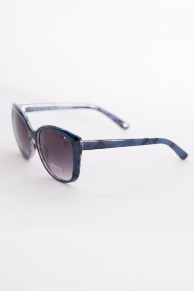 Timeout - Ochelari de soare cu rame albastre