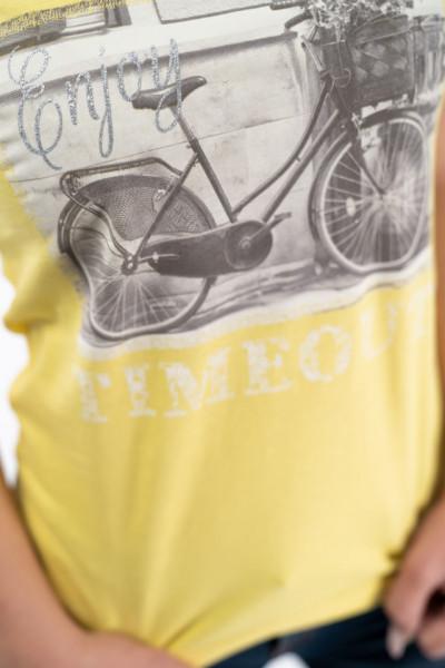 Timeout - Tricou imprimat cu maneca scurta