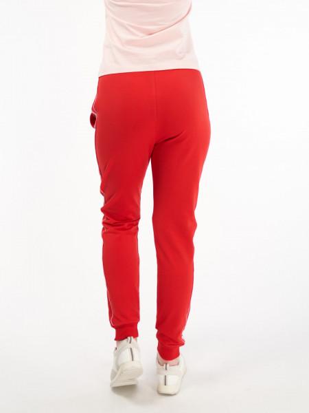 Lee Cooper - Pantaloni de trening cu banda logo in lateral