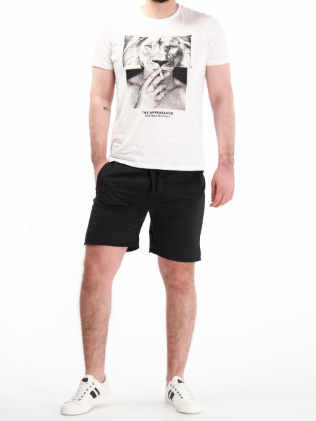 KVL - Bermude jogging barbat cu 3 buzunare