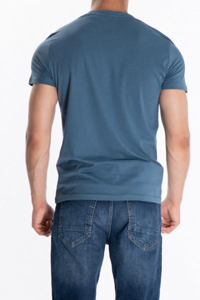 KVL -Tricou cu maneca scurta si imprimeu