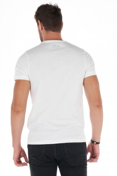 Lee Cooper - Tricou barbat cu imprimeu din bumbac