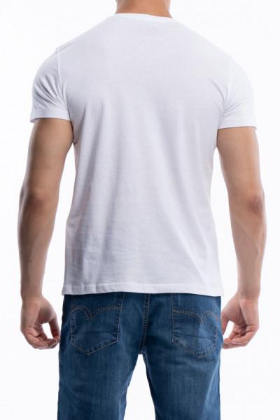 Lee Cooper - Tricou din bumbac cu imprimeu logo