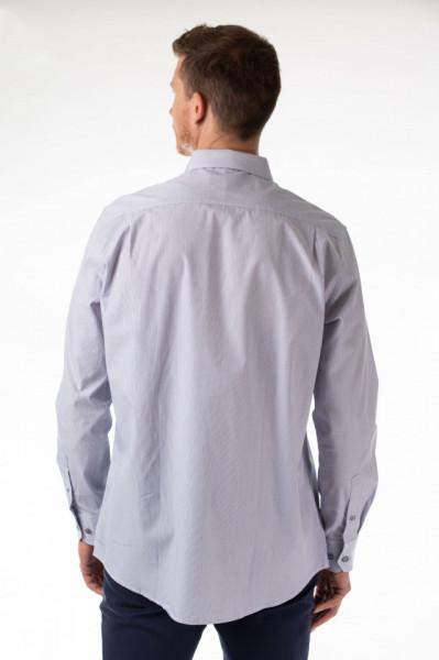 Montecristo - Camasa regular fit cu maneca lunga si buzunar aplicat