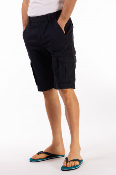 Timeout - Pantaloni scurti din bumbac tip cargo