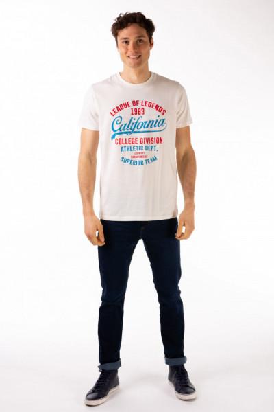 Timeout - Tricou barbat cu imprimeu