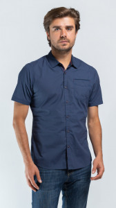 CAMASA MANECA SCURTA BARBAT TRUE NAVY LEE COOPER