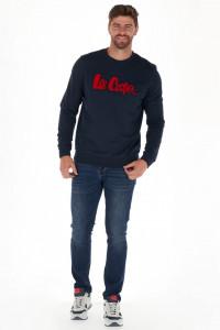 Lee Cooper - Bluza barbat cu logo pe piept