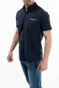 Lee Cooper - Camasa cu maneca scurta slim fit