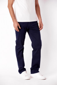 PANTALONI LUNGI BARBAT Blue Depths LEE COOPER