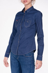 CAMASA MANECA LUNGA DAMA DENIM LEE COOPER