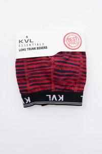 KVL - Boxeri barbat cu imprimeu in dungi