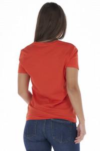 KVL - Tricou dama cu maneca scurta si model imprimat