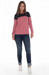 Lee Cooper - Bluza dama cu imprimeu in dungi