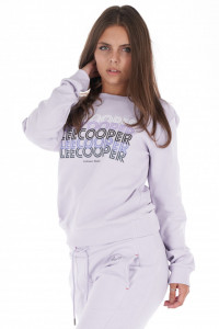 Lee Cooper - Bluza dama cu logo imprimat