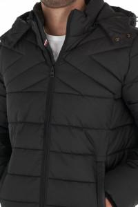 Lee Cooper - Jacheta barbat cu gluga si buzunare cu fermoar