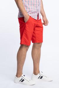 Lee Cooper - Pantaloni subtiri cu buzunare si culoare uni