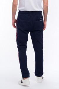 Lee Cooper - Pantaloni trening cu banda logo in lateral