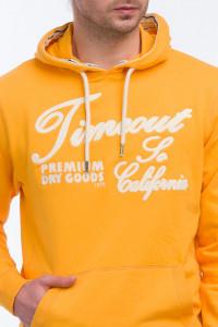 Timeout - Bluza cu gluga si logo imprimat