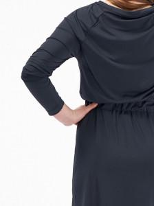 Timeout - Rochie din material textil cu maneca lunga