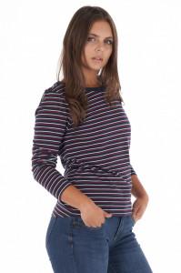 KVL - Bluza dama cu model in dungi