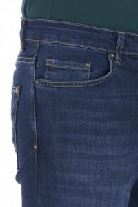 KVL - Blugi barbat straight fit cu aspect usor decolorat