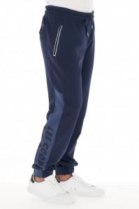 Lee Cooper - Pantaloni de trening barbat cu model si buzunare cu fermoar