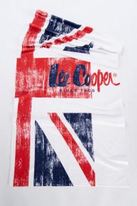 Lee Cooper - Prosop de plaja cu logo imprimat