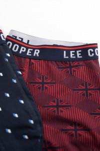 Lee Cooper - Set 2 perechi boxeri cu imprimeu