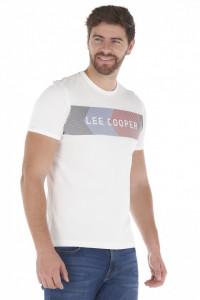 Lee Cooper - Tricou barbat cu maneca scurta din bumbac