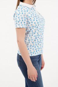 Lee Cooper - Tricou tip polo cu imprimeu logo