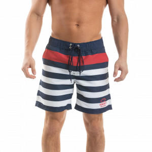 PANTALON DE BAIE BARBAT TRUE NAVY TIMEOUT