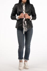 KVL - Jacheta dama din piele ecologica