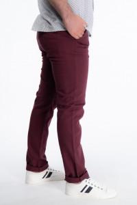 KVL - Pantaloni chino relaxed fit