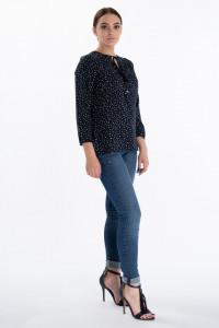 Lee Cooper - Camsa dama cu maneca lunga si imprimeu