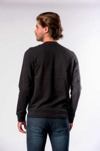 KVL - Bluza barbat cu maneca lunga si imprimeu