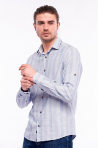 Lee Cooper - Camasa maneca lunga cu maneci ajustabile