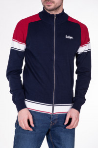 PULOVER HANORAC BARBATI NAVY LEE COOPER