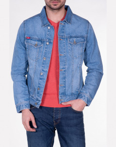 JACHETA DENIM DE GROSIME BARBAT MID BLUE LEE COOPER