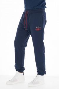 KVL - Pantaloni de trening barbat cu banda in lateral si buzunare