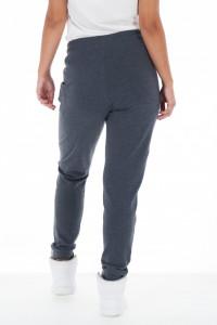 KVL - Pantaloni de trening dama cu buzunare si snur pentru ajustare