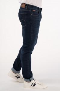 Lee Cooper - Blugi super slim culoare indigo