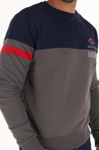 Lee Cooper - Bluza barbat in doua culori din bumbac