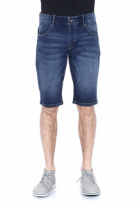 PANTALONI DENIM BERMUDA BARBAT LIGHT BLUE TIMEOUT