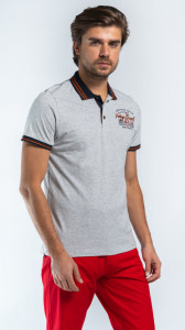 TRICOU MANECA SCURTA LIGHT GREYMEL KVL